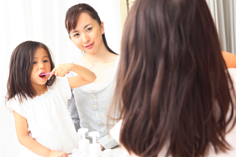 お子さんの歯をむし歯から守るために大切なこと